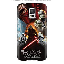 Samsung Galaxy S5 Case - Star Wars VII Montage Mobile phones