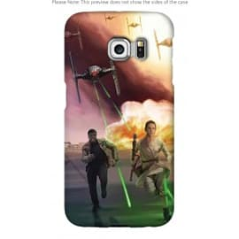 Samsung Galaxy S6 Edge Case - Star Wars VII Escape Mobile phones