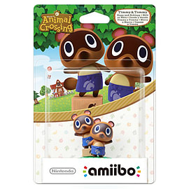 Timmy and Tommy - amiibo - Animal Crossing Collection Toys and Gadgets
