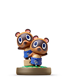 Timmy and Tommy - amiibo - Animal Crossing Collection screen shot 1
