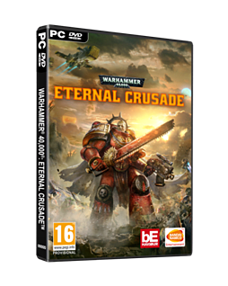 Warhammer 40k - Eternal Crusade PC Cover Art