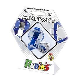 Rubik's Twist Keyring Traditional Games