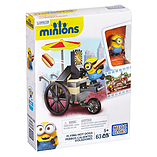 Mega Bloks Minions Small Playset - Flying Hot Dog Cart screen shot 1