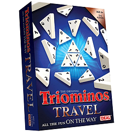 Triominos Travel Game Traditional Games