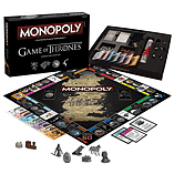 Game Of Thrones Monopoly Board Game (Deluxe Version) screen shot 2