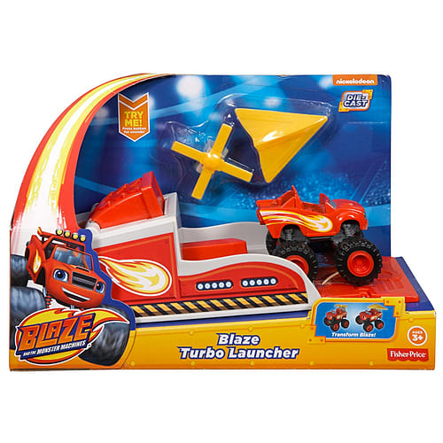 Buy Fisher-Price Nickelodeon Blaze and the Monster ...