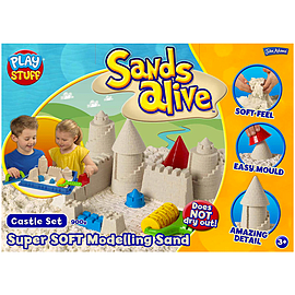 Sands Alive Castle Set Traditional Games