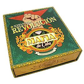 Mafia de Cuba: Revolucion Expansion Traditional Games