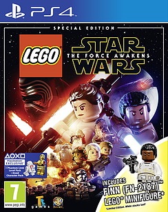 LEGO Star Wars: The Force Awakens Special Edition PlayStation 4