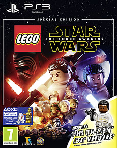 LEGO Star Wars: The Force Awakens Special Edition PlayStation 3