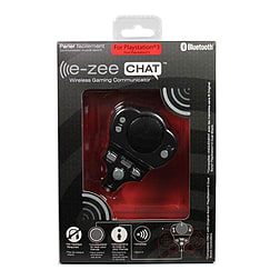 PS3 E-zee Chat Wireless Gaming Communicator PS3