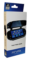 4gamers Play Thru Visor Case PS Vita
