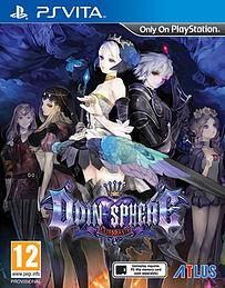 Odin Sphere Leifthrasir PS Vita Cover Art