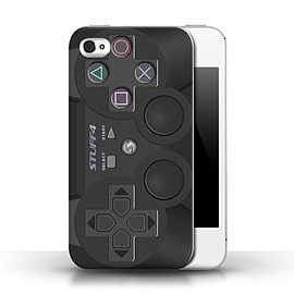 STUFF4 Phone Case/Cover for Apple iPhone 4/4S/Playstation PS3/Games Console Mobile phones