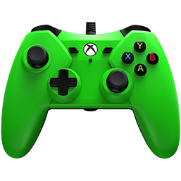 Xbox One Pro EX Controller Green Accessories