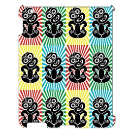 iPad 4 case Trippy Tiki A3 By Greg Straight Tablet