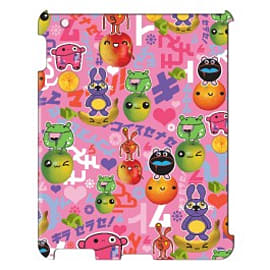 iPad 4 case Pink By Uberpup Tablet
