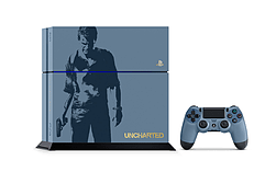 Limited Edition Uncharted 4: A Thief's End PlayStation 4 1TB Console screen shot 2