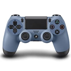Official Sony Grey Blue DualShock 4 Controller PlayStation 4