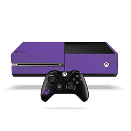 Xbox One Colourful Vinyl Wrap: Matte Violet XBOX ONE