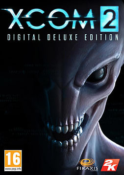 XCOM 2 Digital Deluxe Edition PC Downloads Cover Art