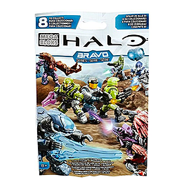 Halo Mega Bloks Series Mystery Packs Bravo Series x1 Blocks and Bricks