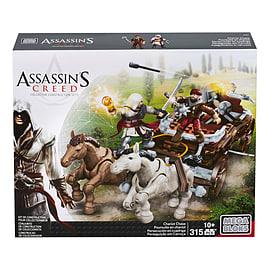 Mega Bloks Assassin's Creed Chariot Chase Building Set Blocks and Bricks