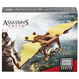 Mega Bloks Assassin's Creed Da Vinci's Flying Machine Blocks and Bricks