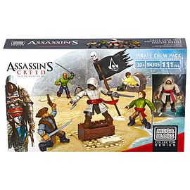 Mega Bloks Assassin's Creed Pirate Crew Pack Blocks and Bricks
