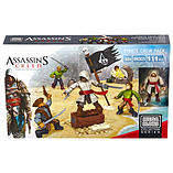Mega Bloks Assassin's Creed Pirate Crew Pack screen shot 1