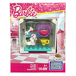 Mega Bloks Barbie Adopt a Pet - Coffee Shop Poodle screen shot 1