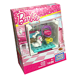 Mega Bloks Barbie Adopt a Pet - Coffee Shop Poodle screen shot 2