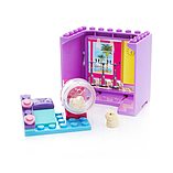 Mega Bloks Barbie Adopt a Pet - Gym Fit Hamsters screen shot 3