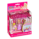 Mega Bloks Barbie Build 'n Play Princess Tea Time Building Kit screen shot 2