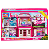 Mega Bloks Barbie Build-N-Play Fab Mansion screen shot 1