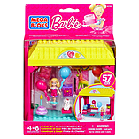 Mega Bloks Barbie Chelsea Birthday Fun screen shot 1