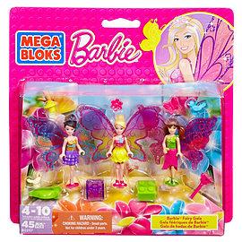 Mega Bloks Barbie Fairy Gala Blocks and Bricks