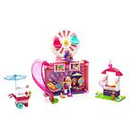 Mega Bloks Barbie Puppy Adventure Festival Toy screen shot 2