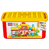 Mega Bloks Buildable Toy Chest Farm Tub (Colors May Vary) screen shot 1