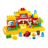 Mega Bloks Buildable Toy Chest Farm Tub (Colors May Vary) screen shot 2