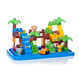 Mega Bloks Buildable Toy Chest Safari Tub (Colors May Vary) screen shot 2
