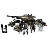 Mega Bloks Call of Duty Atlas Mobile Turret Building Set screen shot 1