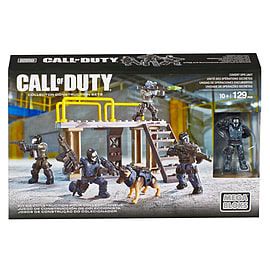 Mega Bloks Call of Duty Covert Ops Unit Playset Blocks and Bricks