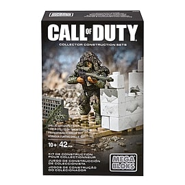 Mega Bloks Call of Duty Ghillie Suit Sniper Blocks and Bricks