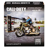 Mega Bloks Call of Duty Motorbike Breakout Collector Construction Set screen shot 1