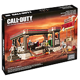 Mega Bloks Call of Duty Zombies TranZit Diner Building Set screen shot 2