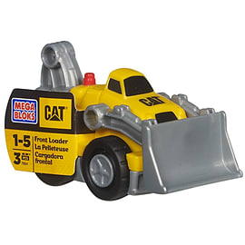 Mega Bloks Cat Front Loader Blocks and Bricks