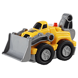 Mega Bloks Cat Front Loader screen shot 2