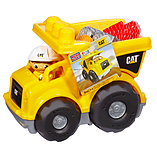 Mega Bloks CAT Lil Dump Truck screen shot 2