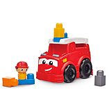 Mega Bloks First Builders Freddy Firetruck screen shot 2